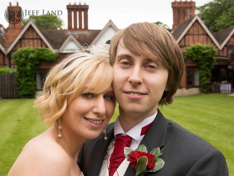 Bride & Groom -  Alveston Manor