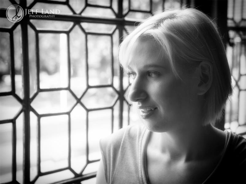 Bride Portrait - Alveston Manor