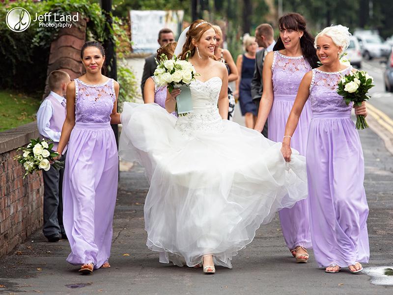 Wedding Photographer, Grosvenor Hotel, Stratford-upon-Avon, Warwickshire