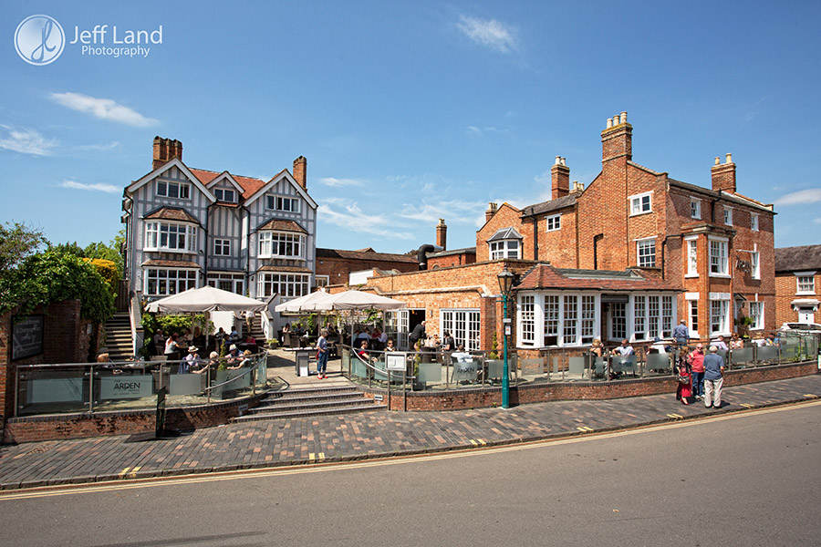 Wedding – The Arden Hotel – Stratford-upon-Avon, Warwickshire