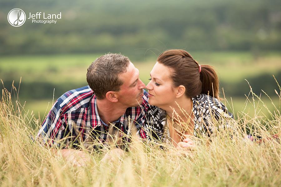 Engagement Shoot, Pre Wedding Shoot, Burton Dassett Hills Country Park, Southam, Warwickshire Photographer