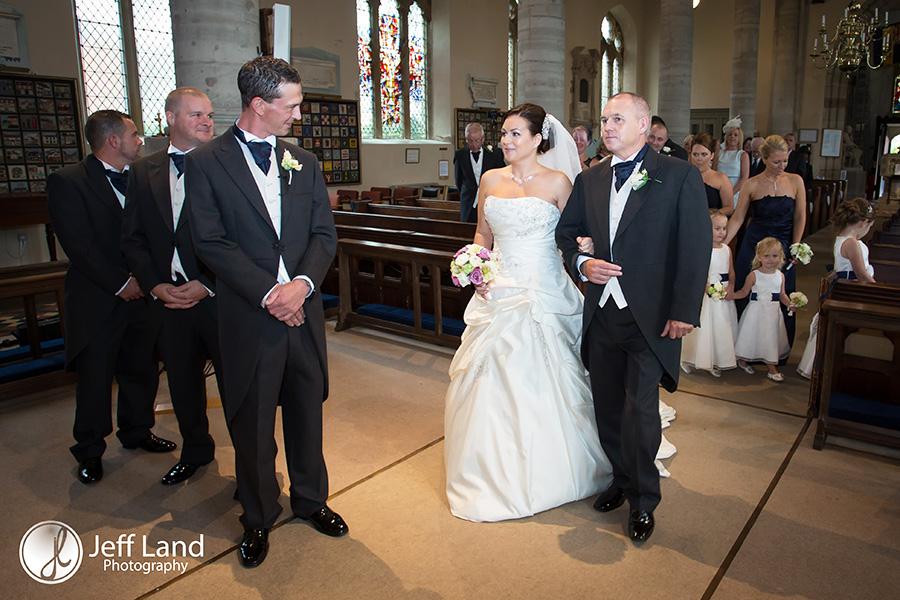 Here comes the Bride, Wedding Photographer, St Nicholas Parish Church, Alcester, Salford Hall, Stratford-upon-Avon, Warwickshire, Event Photographer