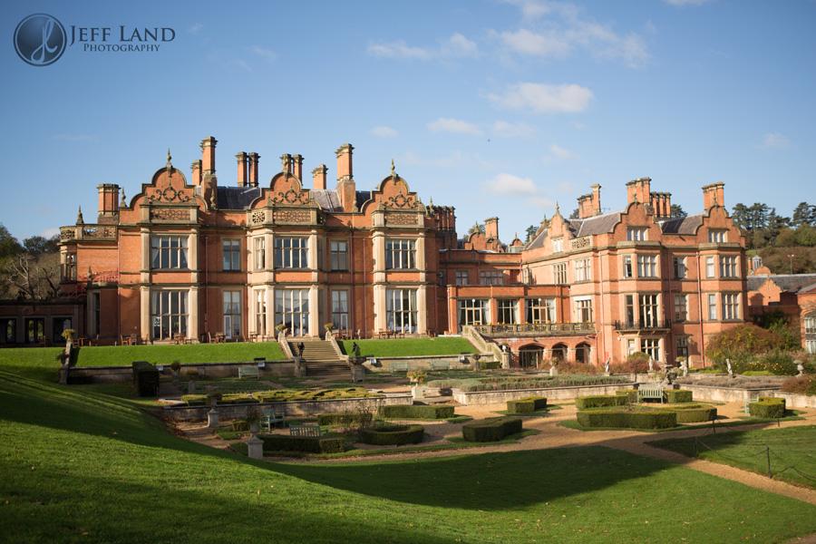 Jayne & Jon – Wedding – Ettington Park Hotel – Stratford upon Avon - Warwickshire