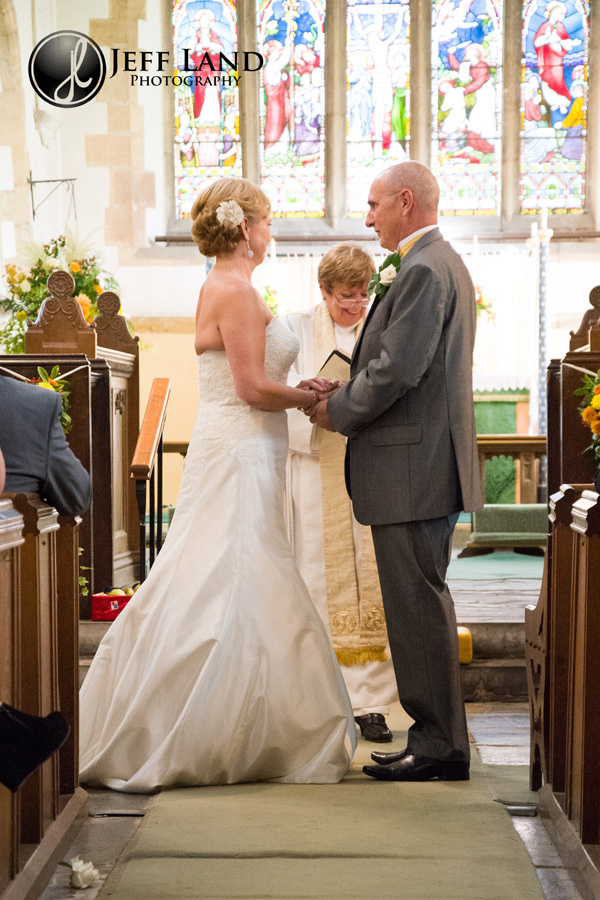 Frank & Emily – St Swithins Church – Lower Quinton