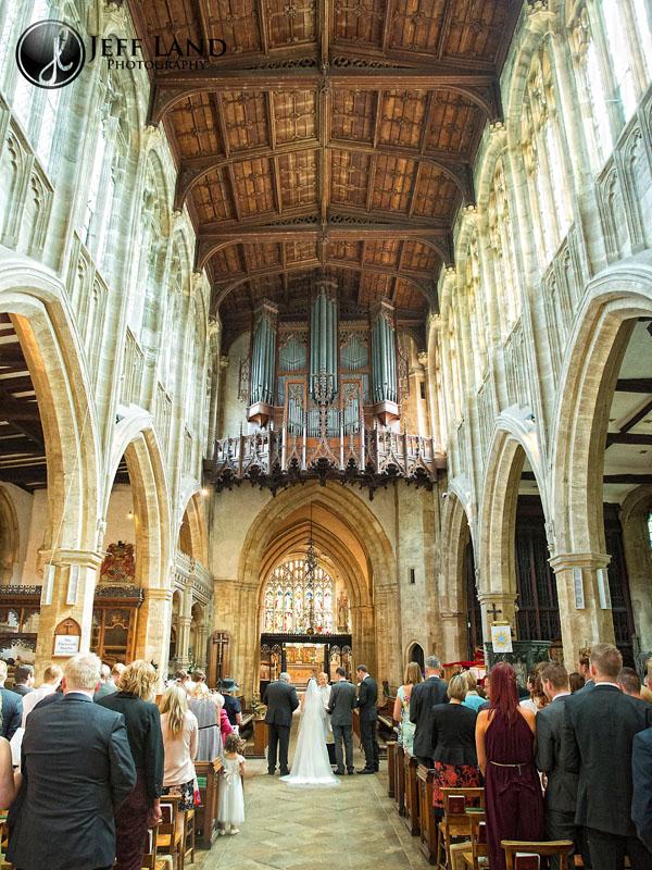 Tom & Beccy – Holy Trinity – Stratford upon Avon – Warwickshire