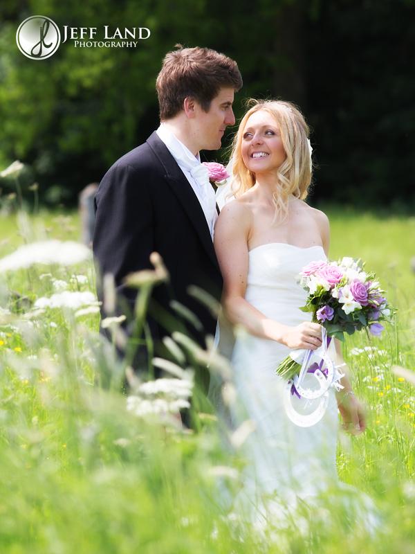 Ian & Natalie – St Mary's Church – Hanbury - Worcestershire