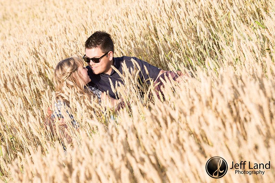 Engagement Shoot - Burton Dassett Hills - Warwickshire