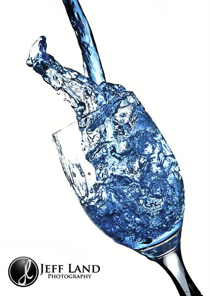 Splash in a Wine Glass, Stratford Upon Avon, Warwickshire