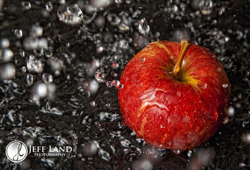 Apple Splash, Stratford Upon Avon, Warwickshire