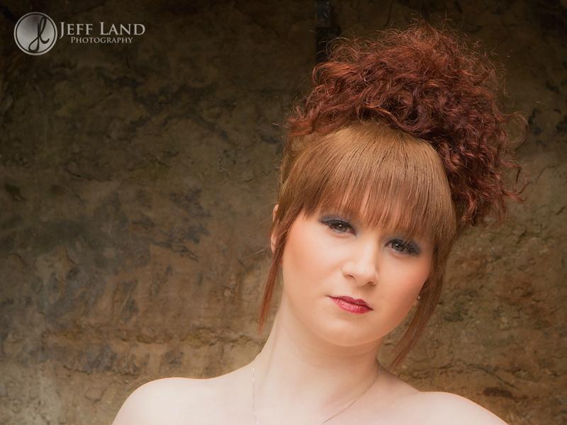 Model Katie Trotman