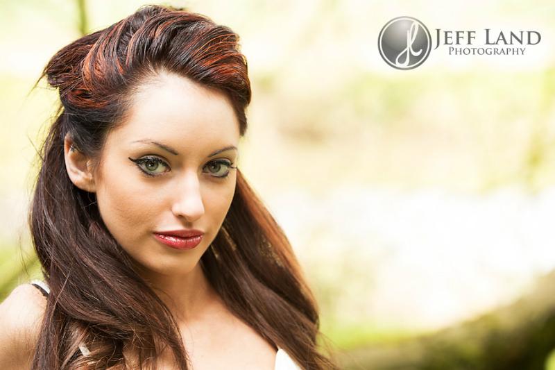Model Meli Jackson Bellamy