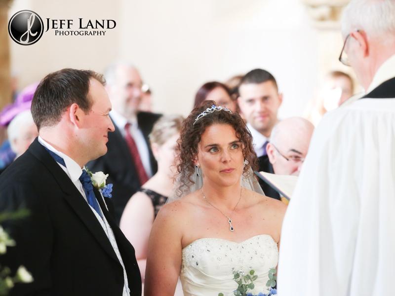 Wedding – Jo & Faye – Burton Dassett Church - Warwickshire