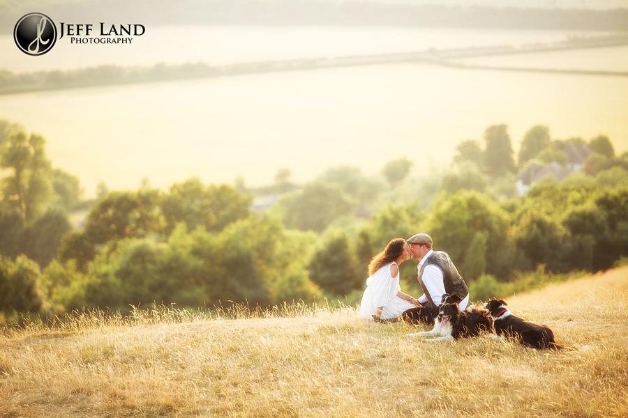 Engagement Portrait, Pre Wedding Shoot, Burton Dassett Hills Country Park, Warwickshire , Portrait Photographer, Wedding Photographer