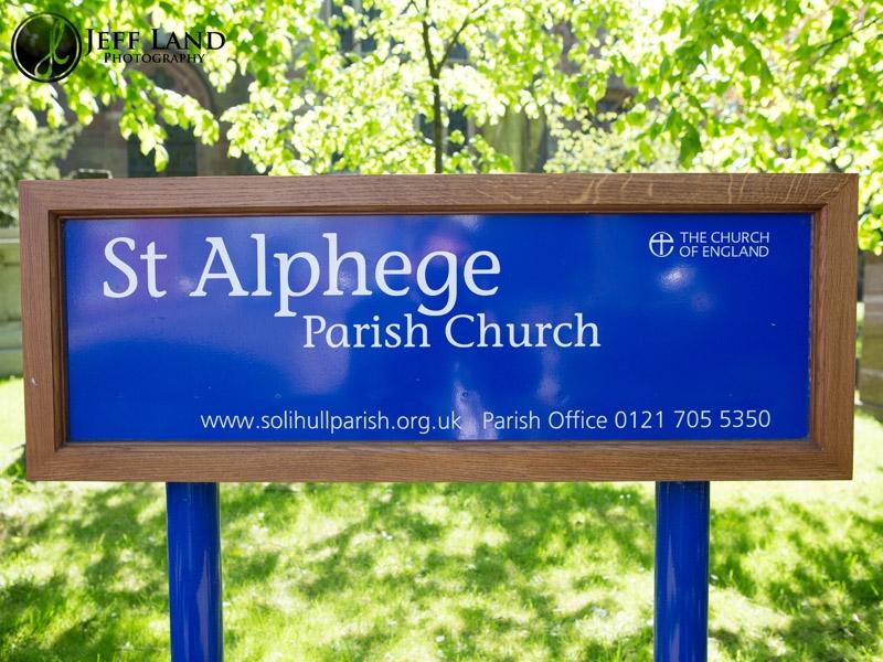 St Alphege, Wedding, St Aphege, Solihull, Birmingham