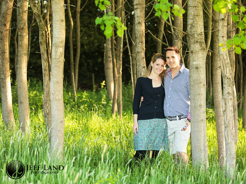 Engagement Portrait, Pre wedding shoot, Claverdon Church, Wootton Park, Henley in Arden, Warwickshire Photographer