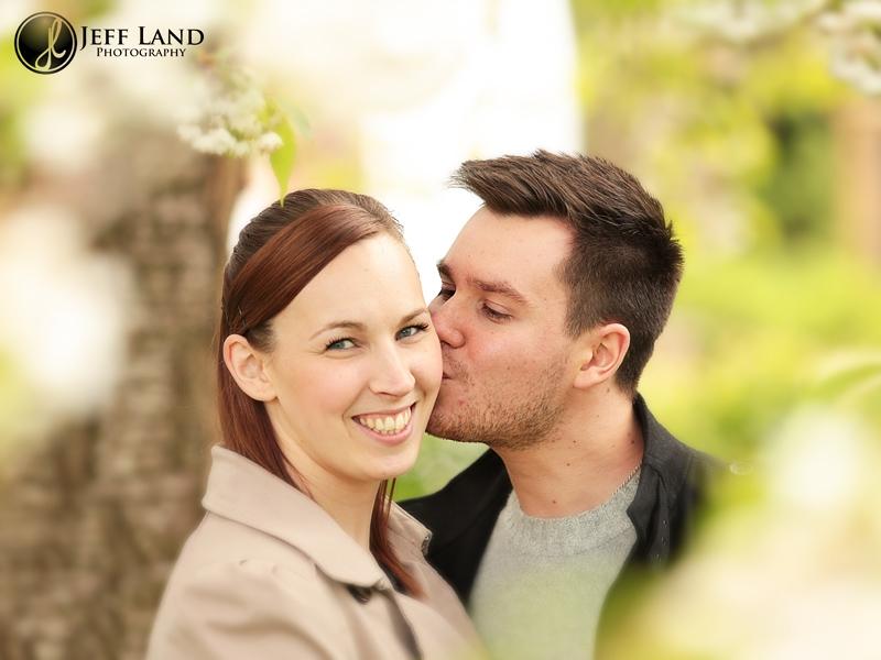 Engagement Portraits, Pre Wedding Shoot, Shottery, Stratford upon Avon, Warwickshire Photographer, Photographer, Warwickshire