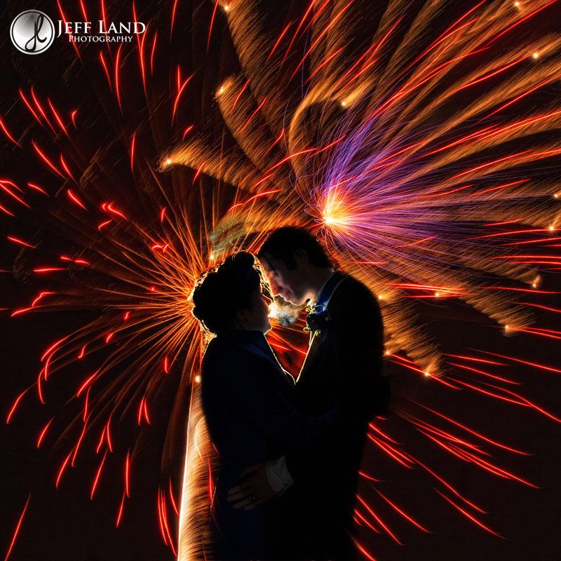 Fireworks, Stratford Upon Avon, Warwickshire