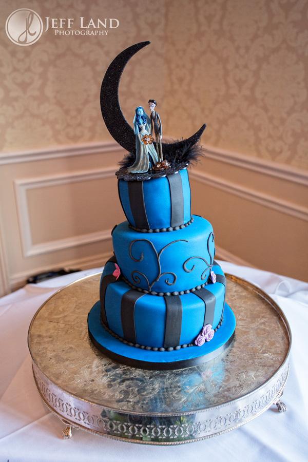 Wedding Cake, Stratford Upon Avon, Warwickshire