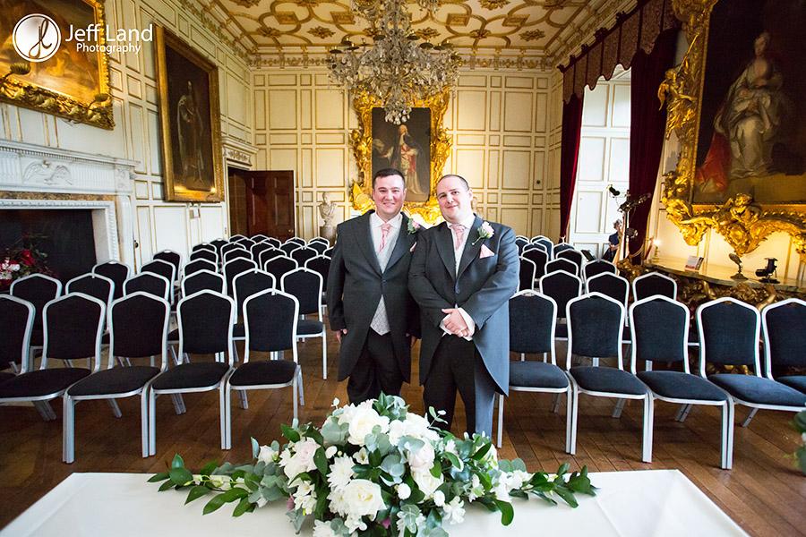 Wedding Photography – Warwick Castle, Warwickshire.
