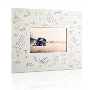 Signing Board, Jeff Land, Photographer, Photography, Wedding