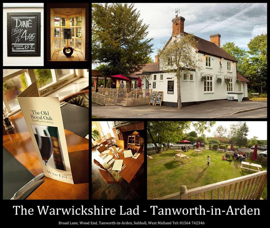 The Warwickshire Lad, Old Royal Oak, Tanworth in Arden, Solihull, Pub, Good Food, Beer Garden, Photographer, Photography, Warwickshire