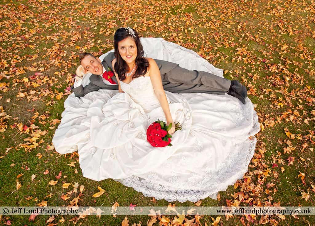 Wedding, Photographer, Stratford Upon Avon, Warwickshire, Ettington Park Hotel, Bride & Groom, Autumn, www.jefflandphotography.co.uk
