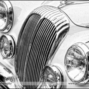Jeff Land, Wedding Photographer, Stratford Upon Avon, Jaguar, Car, Bride & Groom, Warwick, Lord Leycester Hospital