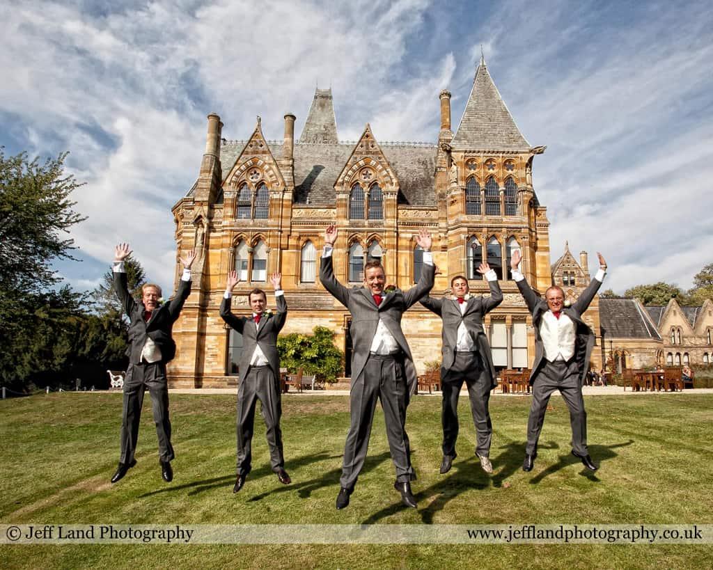 Wedding, Photographer, Stratford Upon Avon, Warwickshire, Ettington Park Hotel, Groom, Usher, Autumn, www.jefflandphotography.co.uk