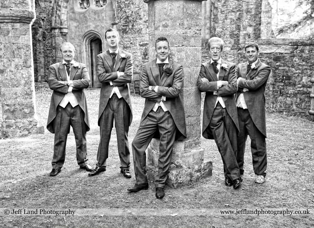 Wedding, Photographer, Stratford Upon Avon, Warwickshire, Ettington Park Hotel, Groom, Ushers, Autumn, www.jefflandphotography.co.uk