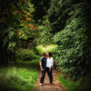Pre-Wedding Shoot, Stratford upon Avon, Warwickshire, Cotswold, Welcombe Hills