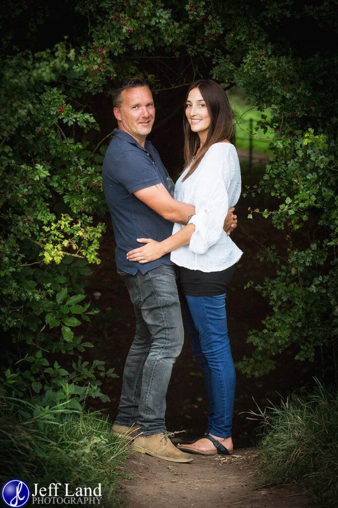 Pre-Wedding Shoot, Stratford upon Avon, Warwickshire, Cotswold, Welcombe Hills