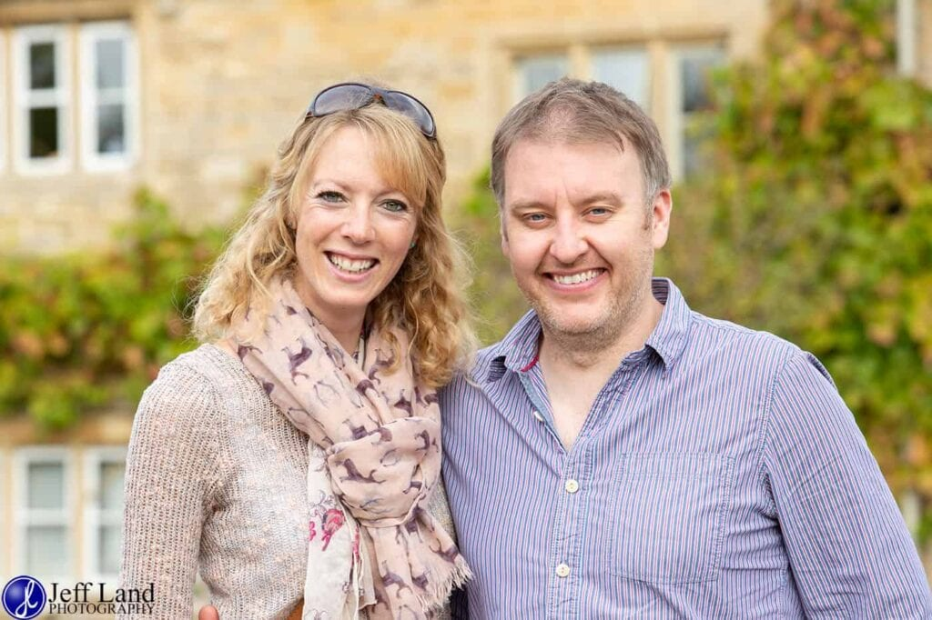 Cotswold pre-wedding shoot in Lower Slaughter