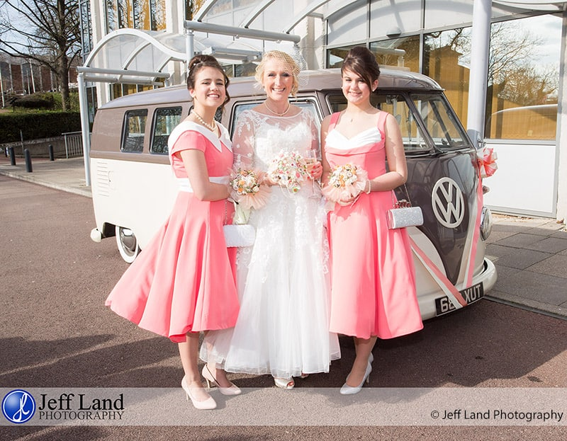 Bridesmaids, Split Screen Camper, Warwickshire Wedding Photographer, Event, Party, Catwalk Cafe, Knowle, Solihull Registry Office, Photography, Jeff Land, www.jefflandphotography.co.uk, Stratford-upon-Avon