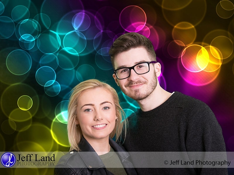 Photo Booth, Warwickshire Christmas Party & Event Photographer, Stratford-upon-Avon, Green Screen
