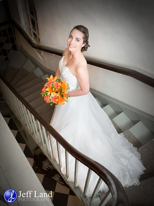 Warwick House, Wedding, Photographer, Photography, Southam, Bride, Jeff Land