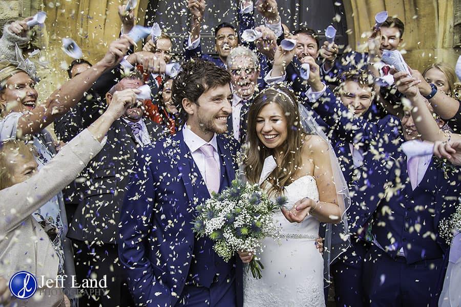 Confetti, Warwickshire Wedding Photographer, Photography, Just Married, St Mark's, Leamington Spa, Warwick, Town Hall,. Stratford-upon-Avon, Bride & Groom
