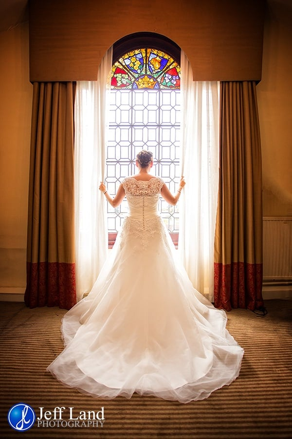 Macdonald Alveston Manor, Stratford-upon-Avon, Warwickshire Wedding Photographer, Photography, Bride Jeff Land, Just Married, Event