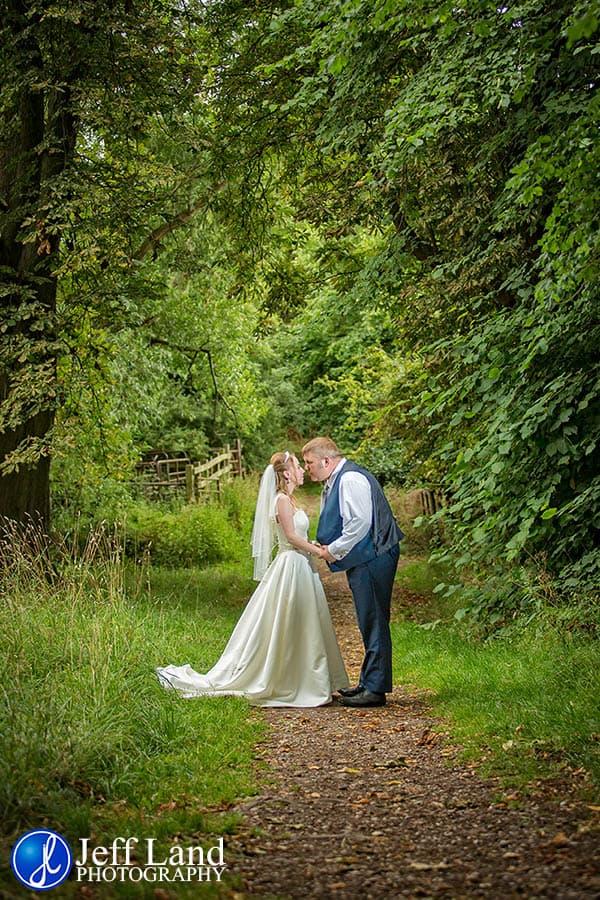 Wedding Photographer, Formal Bridal Photography, Welcombe Hills, Grosvenor Hotel, Bride & Groom, Just Married