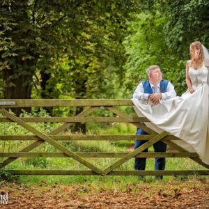 Wedding Photographer, Formal Bridal Photography, Welcombe Hills, Grosvenor Hotel, Bride & Groom, Just Married