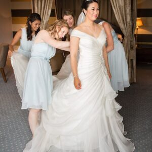 Welcombe Hotel, Wedding Photographer, Stratford-upon-Avon, Warwickshire, Chinese, Bridal Prep