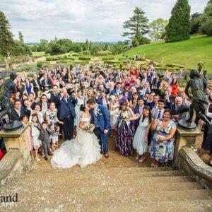Welcombe Hotel, Wedding Photographer, Stratford-upon-Avon, Warwickshire, Chinese, Group Photo