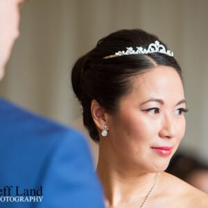 Welcombe Hotel, Wedding Photographer, Stratford-upon-Avon, Warwickshire, Chinese, Brides Tears of Happiness, Ceremony