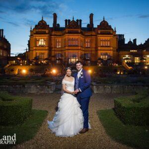 Welcombe Hotel, Wedding Photographer, Stratford-upon-Avon, Warwickshire, Chinese, Light Painting
