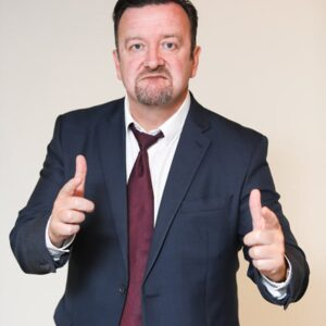 David Brent, Crowne Plaza, Stratford-upon-Avon, Tim Oliver, Ricky Gervais, Lookalike, Impersonator