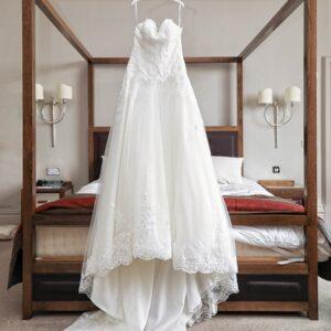 Warwickshire, Wedding, Photographer, Mercure Walton Hall, Venue, Wellesbourne, Leamington Spa, Stratford-upon-Avon, Cotswolds, Event, Bride & Groom, Warwick, The Bride, Wedding Dress, Four Poster