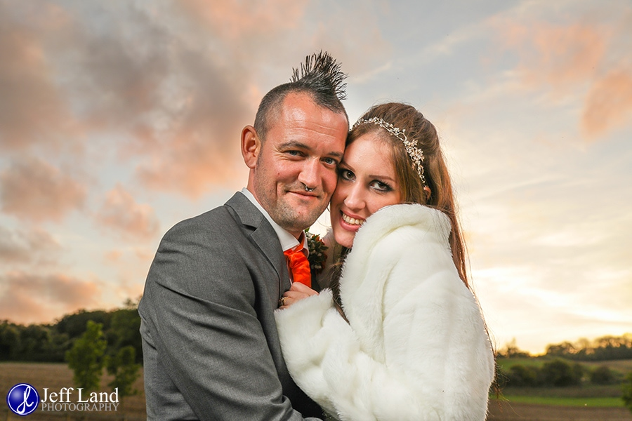Warwickshire, Wedding, Photographer, Venue, Wellesbourne, Leamington Spa, Stratford-upon-Avon, Cotswolds, Event, Warwick, Bride & Groom, The Barn at Upcote, Cheltenham, Sunset