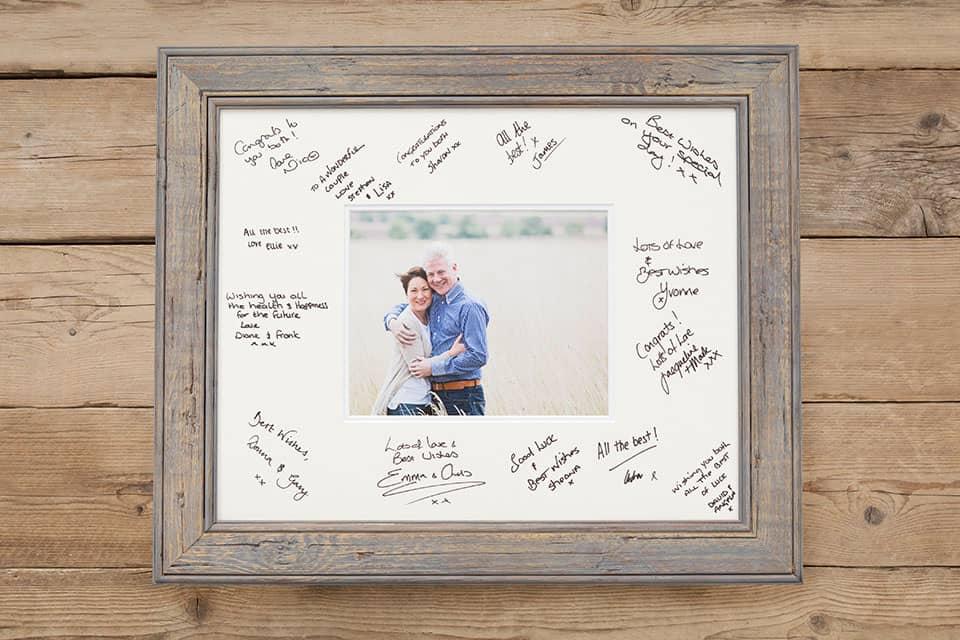 Wedding, Signing, Frame