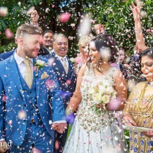 Confetti, Warwickshire, Wedding, Photographer, Warwick, Leamington Spa, Kenilworth, Bride & Groom, Just Married, Pageant House