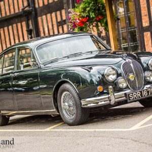 Jaguar S-Type, Alveston Manor, Stratford-upon-Avon, Warwickshire