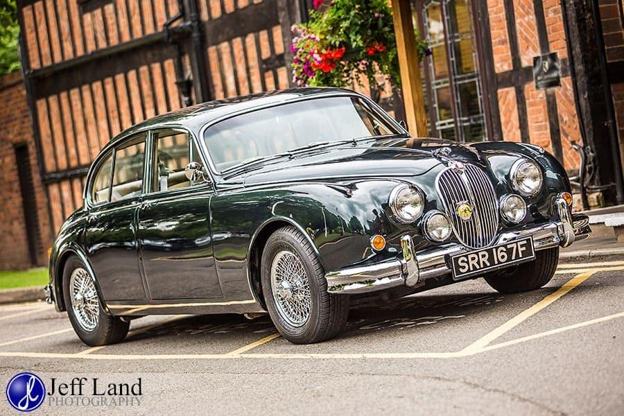 Jaguar S-Type, Alveston Manor, Stratford-upon-Avon, Warwickshire